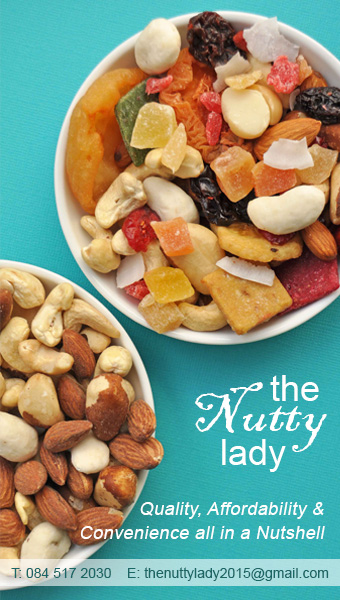 The Nutty Lady LSB