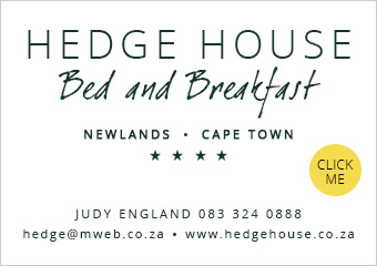 Hedge House B&B SSB