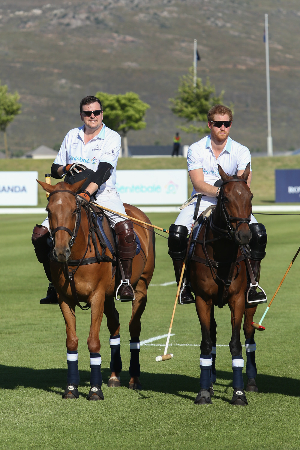 Sentebale Royale Salute Polo Cup_Martin Venter, Prince Harry by val de vie