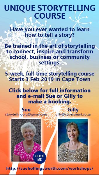 Storytelling Gilly Southwood
