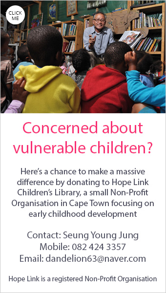 Hope Link Children's Library LSB 13 Oct 2017-13 Apr 2018