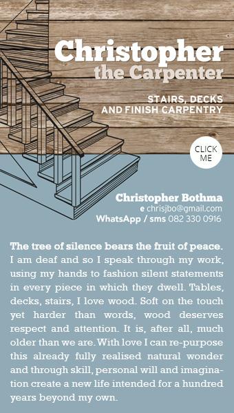 Christopher the Carpenter LSB
