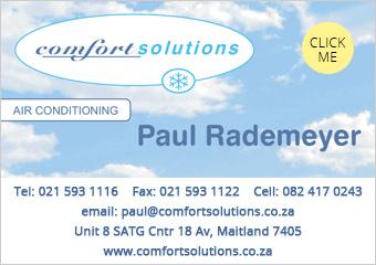 Comfort Solutions SSB