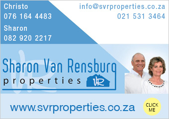 Sharon van Rensburg Properties SSB