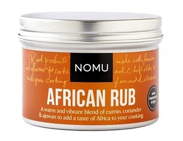 nomu african rub