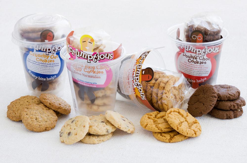 Scrumptious Khayelitsha Cookies