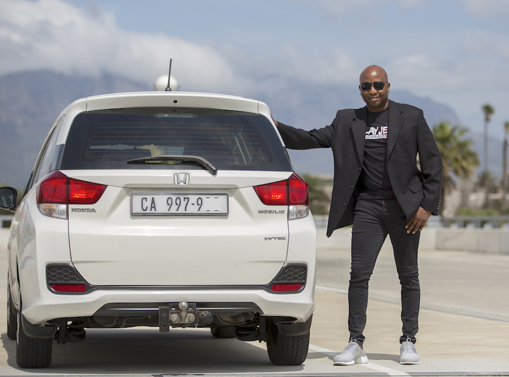 BEHIND THE STEERING WHEEL WITH A CAPE TOWN UBER DRIVER