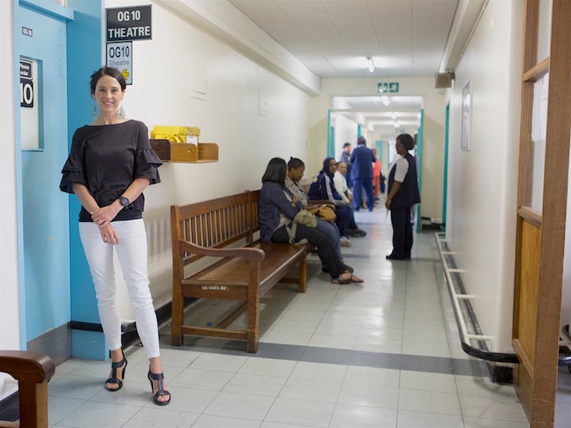 HOW DR LIANA ROODT ROSE TO HER FRIEND'S BIG CHALLENGE (PLUS HER TOP CANCER FIGHTERS)