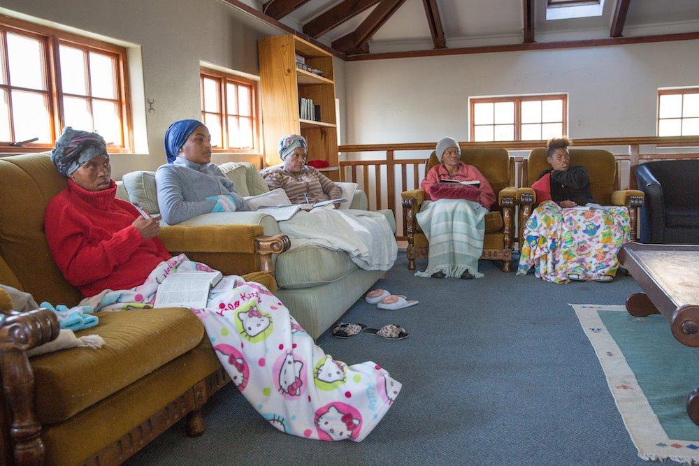discipleship class at Church of the Holy Spirit