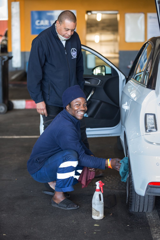 car wash supervisor