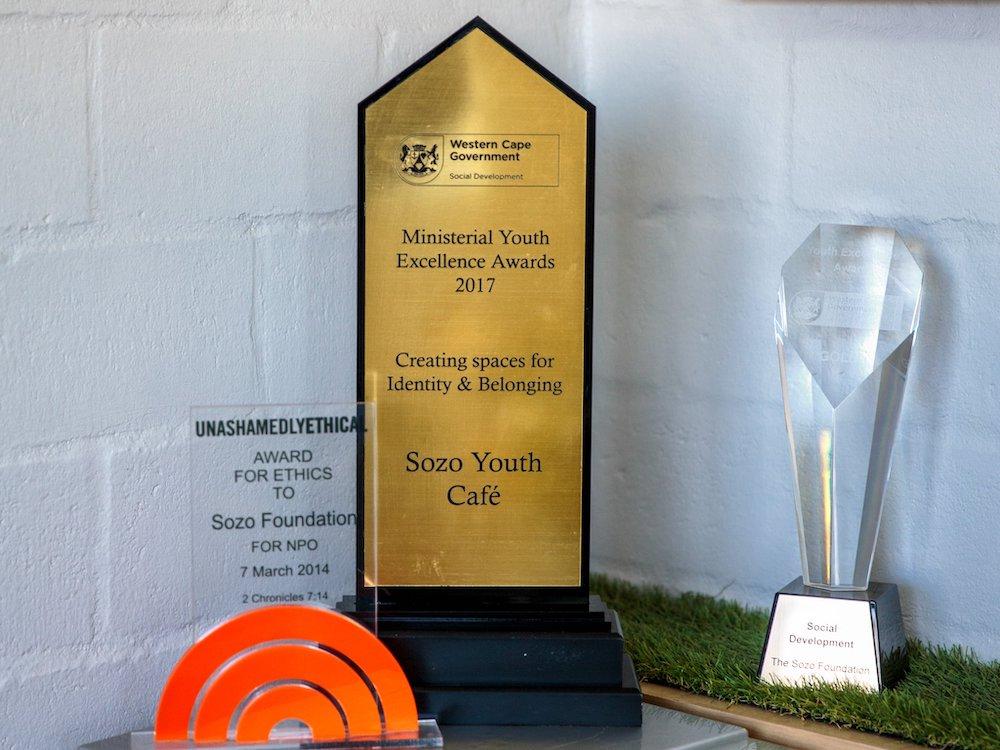 Sozo awards