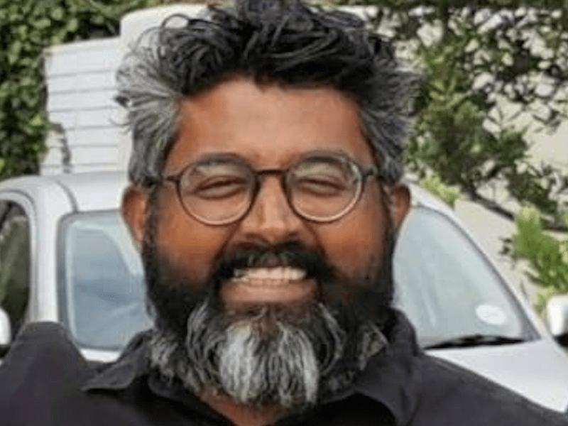 happy bearded guy